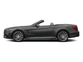 2018 Mercedes-Benz SL Pictures SL SL 550 Roadster photos side view