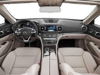 2018 Mercedes-Benz SL Pictures SL SL 550 Roadster photos full dashboard