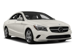 2018 Mercedes-Benz CLA Pictures CLA Sedan 4D CLA250 AWD I4 Turbo photos side front view