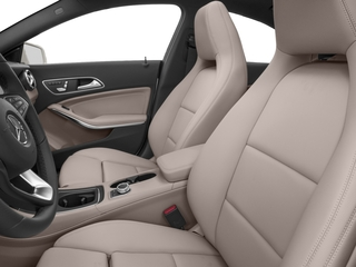 2018 Mercedes-Benz CLA Pictures CLA CLA 250 4MATIC Coupe photos front seat interior