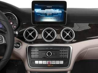 2018 Mercedes-Benz CLA Pictures CLA CLA 250 4MATIC Coupe photos stereo system