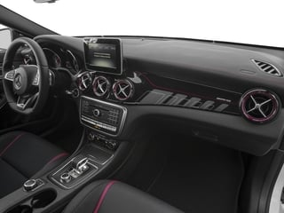 2018 Mercedes-Benz CLA Pictures CLA AMG CLA 45 4MATIC Coupe photos passenger's dashboard