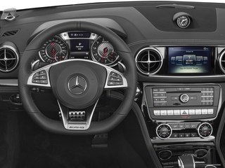 2018 Mercedes-Benz SL Pictures SL AMG SL 65 Roadster photos driver's dashboard
