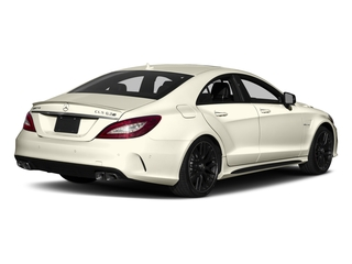 2018 Mercedes-Benz CLS Pictures CLS AMG CLS 63 S 4MATIC Coupe photos side rear view
