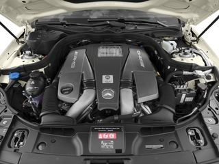 2018 Mercedes-Benz CLS Pictures CLS AMG CLS 63 S 4MATIC Coupe photos engine