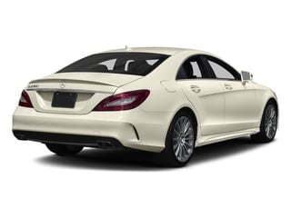 2018 Mercedes-Benz CLS Pictures CLS CLS 550 4MATIC Coupe photos side rear view