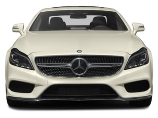 2018 Mercedes-Benz CLS Pictures CLS CLS 550 4MATIC Coupe photos front view