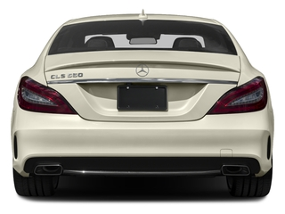 2018 Mercedes-Benz CLS Pictures CLS CLS 550 4MATIC Coupe photos rear view