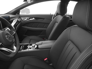 2018 Mercedes-Benz CLS Pictures CLS CLS 550 4MATIC Coupe photos front seat interior