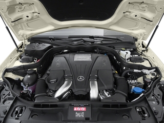 2018 Mercedes-Benz CLS Pictures CLS CLS 550 4MATIC Coupe photos engine