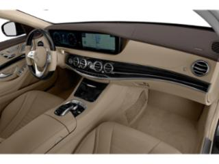 2018 Mercedes-Benz S-Class Pictures S-Class S 560 4MATIC Coupe photos passenger's dashboard