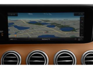 2018 Mercedes-Benz S-Class Pictures S-Class S 560 4MATIC Coupe photos navigation system