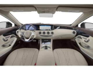 2018 Mercedes-Benz S-Class Pictures S-Class S 560 4MATIC Coupe photos full dashboard