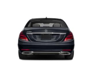 2018 Mercedes-Benz S-Class Pictures S-Class S 560 4MATIC Coupe photos rear view