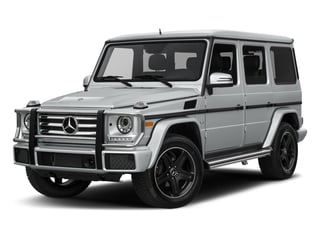 2018 Mercedes-Benz G-Class Pictures G-Class 4 Door Utility 4Matic photos side front view