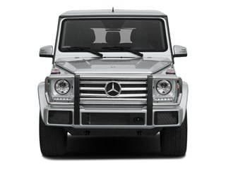 2018 Mercedes-Benz G-Class Pictures G-Class G 550 4MATIC SUV photos front view