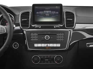 2018 Mercedes-Benz GLS Pictures GLS Utility 4D GLS450 AWD V6 Turbo photos stereo system