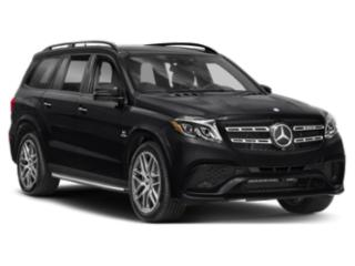 2018 Mercedes-Benz GLS Pictures GLS Utility 4D GLS63 AMG AWD V8 Turbo photos side front view