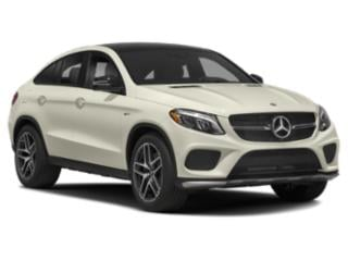 2018 Mercedes-Benz GLE Pictures GLE Utility 4D GLE43 AMG Sport Cpoe AWD photos side front view