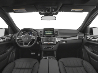 2018 Mercedes-Benz GLE Pictures GLE AMG GLE 43 4MATIC SUV photos full dashboard
