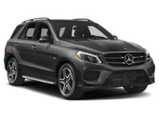 2018 Mercedes-Benz GLE Pictures GLE Utility 4D GLE43 AMG AWD V6 photos side front view