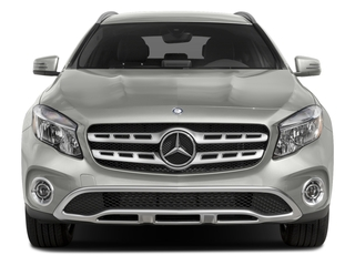 2018 Mercedes-Benz GLA Pictures GLA GLA 250 SUV photos front view