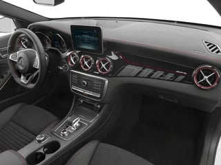 2018 Mercedes-Benz GLA Pictures GLA AMG GLA 45 4MATIC SUV photos passenger's dashboard