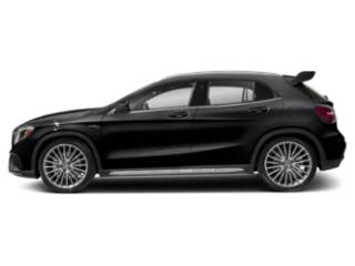 2018 Mercedes-Benz GLA Pictures GLA AMG GLA 45 4MATIC SUV photos side view