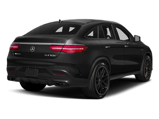 2018 Mercedes-Benz GLE Pictures GLE AMG GLE 63 S 4MATIC Coupe photos side rear view