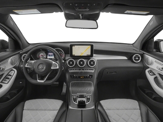 2018 Mercedes-Benz GLC Pictures GLC AMG GLC 43 4MATIC Coupe photos full dashboard