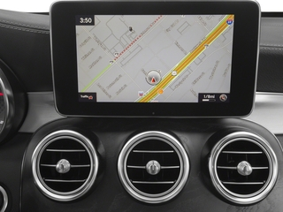 2018 Mercedes-Benz GLC Pictures GLC AMG GLC 43 4MATIC Coupe photos navigation system