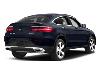 2018 Mercedes-Benz GLC Pictures GLC Util 4D GLC300 Sport Coupe AWD I4 photos side rear view