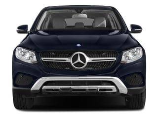 2018 Mercedes-Benz GLC Pictures GLC Util 4D GLC300 Sport Coupe AWD I4 photos front view