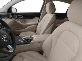 2018 Mercedes-Benz GLC Pictures GLC Util 4D GLC300 Sport Coupe AWD I4 photos front seat interior