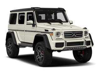 2018 Mercedes-Benz G-Class Pictures G-Class 4x4 Squared 4 Door Utility photos side front view