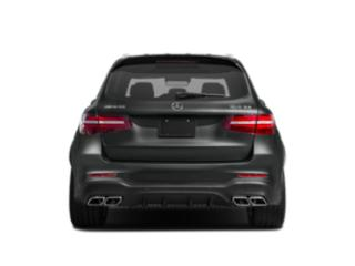 2018 Mercedes-Benz GLC Pictures GLC AMG GLC 63 4MATIC SUV photos rear view