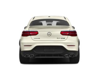 2018 Mercedes-Benz GLC Pictures GLC AMG GLC 63 4MATIC Coupe photos rear view