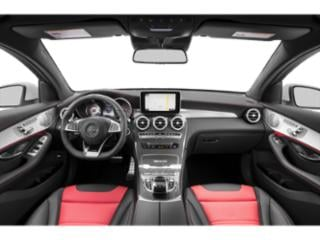 2018 Mercedes-Benz GLC Pictures GLC AMG GLC 63 4MATIC Coupe photos full dashboard