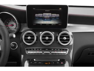 2018 Mercedes-Benz GLC Pictures GLC AMG GLC 63 4MATIC Coupe photos stereo system