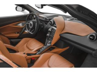 2018 McLaren 720S Pictures 720S Luxury Coupe photos full dashboard