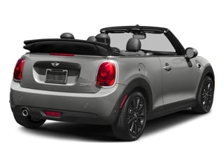 2018 MINI Convertible Pictures Convertible Cooper FWD photos side rear view