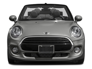 2018 MINI Convertible Pictures Convertible Cooper FWD photos front view