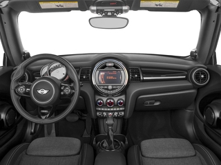 2018 MINI Convertible Pictures Convertible Cooper FWD photos full dashboard