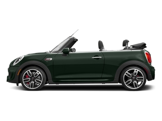 2018 MINI Convertible Pictures Convertible Convertible 2D JCW I4 Turbo photos side view