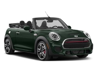 2018 MINI Convertible Pictures Convertible Convertible 2D JCW I4 Turbo photos side front view
