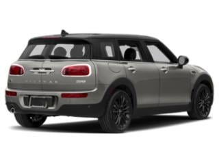 2018 MINI Clubman Pictures Clubman Cooper S ALL4 photos side rear view