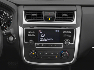 2018 Nissan Altima Pictures Altima 3.5 SL Sedan photos stereo system