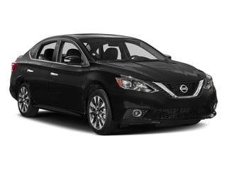 2018 Nissan Sentra Pictures Sentra SR Turbo Manual photos side front view