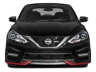 2018 Nissan Sentra Pictures Sentra Sedan 4D NISMO I4 Turbo photos front view