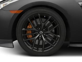 2018 Nissan GT-R Pictures GT-R Coupe 2D Premium AWD V6 Turbo photos wheel